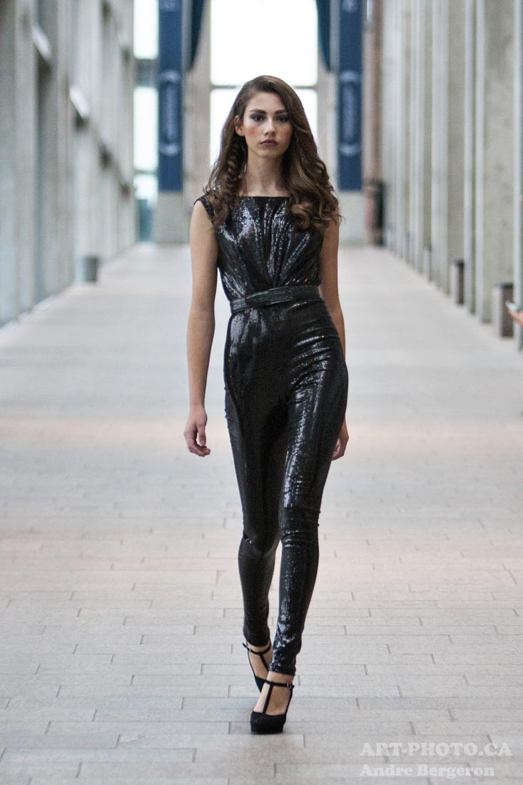 Canadian Fashion Weekend July 2016, Day 2 - Anomal Couture